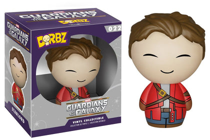 Funko Dorbz - Marvel Guardian of the Galaxy #022 - Starlord Vinyl Figure