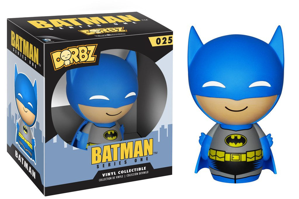 Funko Dorbz - Batman Series 1 #025 - Batman Vinyl Figure