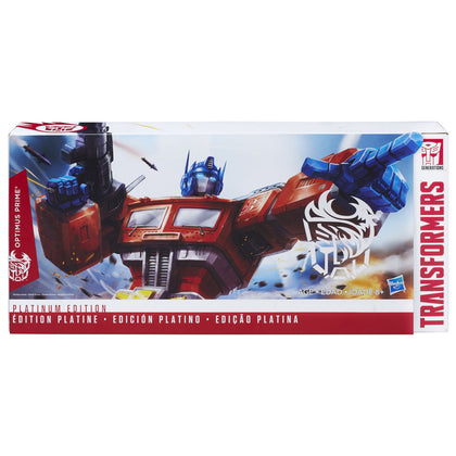 Transformers Generations - Platinum Edition Optimus Prime - 2017 Year of the Rooster (C0786)