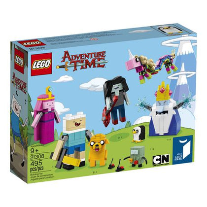 LEGO Ideas #016 - Adventure Time (21308) Building Toy