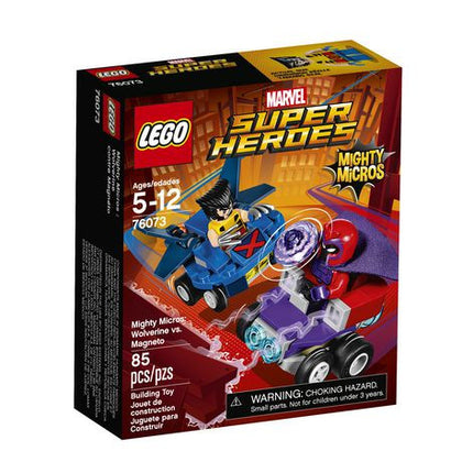 LEGO Super Heroes - Mighty Micros - Wolverine vs Magneto (76073)