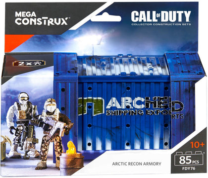Mega Construx - Call of Duty - Artic Recon Armory (FDY76)