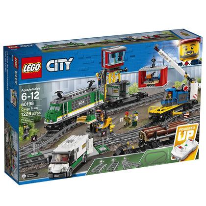 LEGO City - Cargo Train (60198) Building Toy