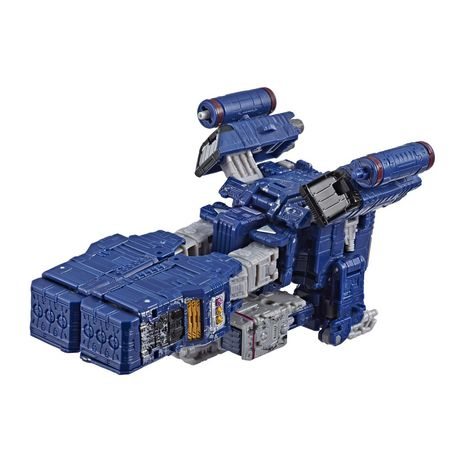 Transformers - War for Cybertron: SIEGE - Soundwave Action Figure (WFC-S25)