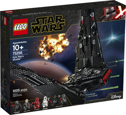 LEGO Star Wars - The Rise of Skywalker - Kylo Ren's Shuttle (75256) Building Toy