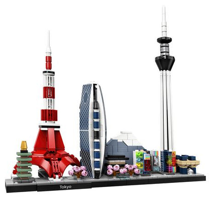 LEGO Architecture Building Set - Skyline Series - Tokyo, Japan (21051)