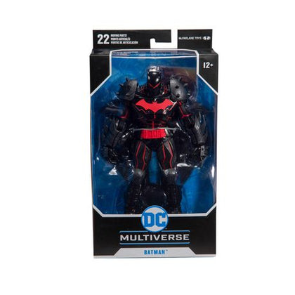 McFarlane Toys - DC Multiverse - Batman - Hellbat Suit Action Figure