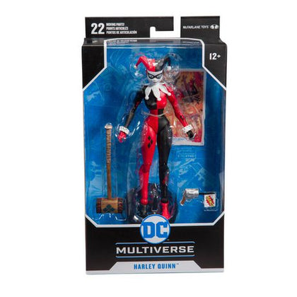 McFarlane Toys - DC Multiverse - Harley Quinn Classic 7-inch Action Figure