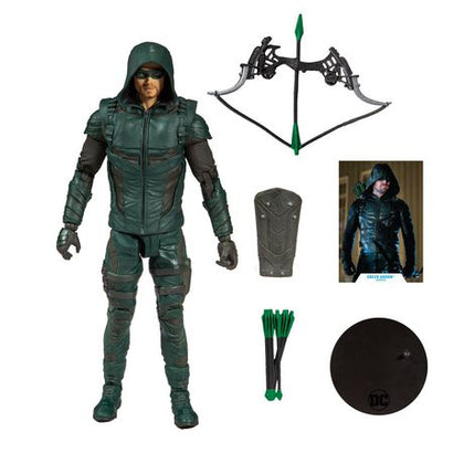 McFarlane Toys - DC Multiverse - Green Arrow - Arrow 7-inch Action Figure