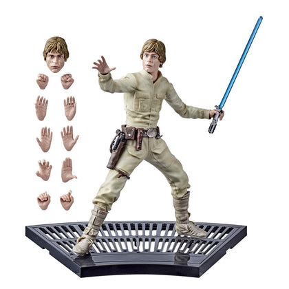 Star Wars: The Black Series - The Empire Strikes Back - HyperReal Luke Skywalker Figure (E6611)