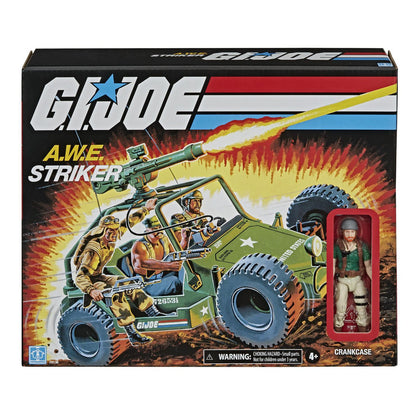 G.I. Joe - Retro Collection - A.W.E. Striker Playset (F0136) Exclusive