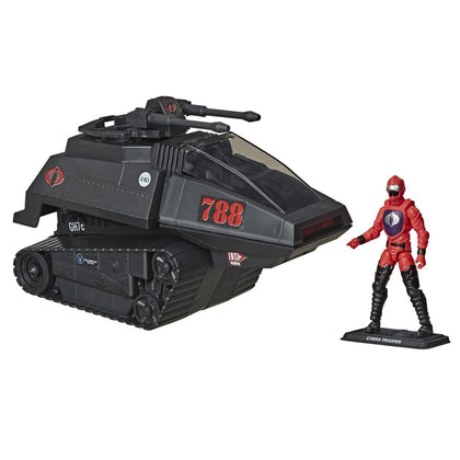 G.I. Joe - Retro Collection - Cobra H.I.S.S. Playset (F0127) Exclusive