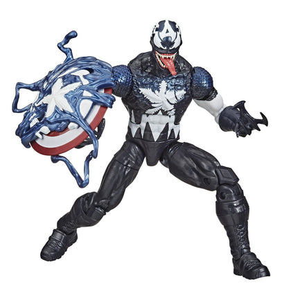 Marvel Legends - Spider-Man Maximum Venom - Venomized Captain America (E8894) Action Figure