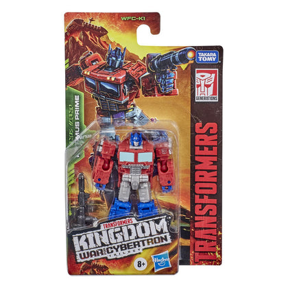 Transformers - War for Cybertron: Kingdom - Core Optimus Prime (WFC-K1) Action Figure