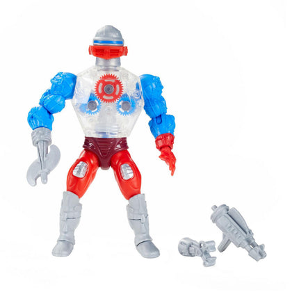 Masters of the Universe Origins - Roboto Action Figure