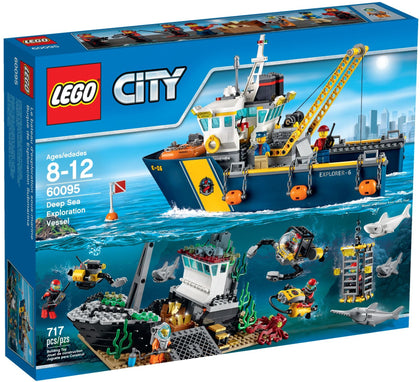 LEGO - City - Deep Sea Exploration Vessel (60095)