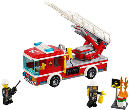 LEGO City - Fire Ladder Truck (60107) Building Toy