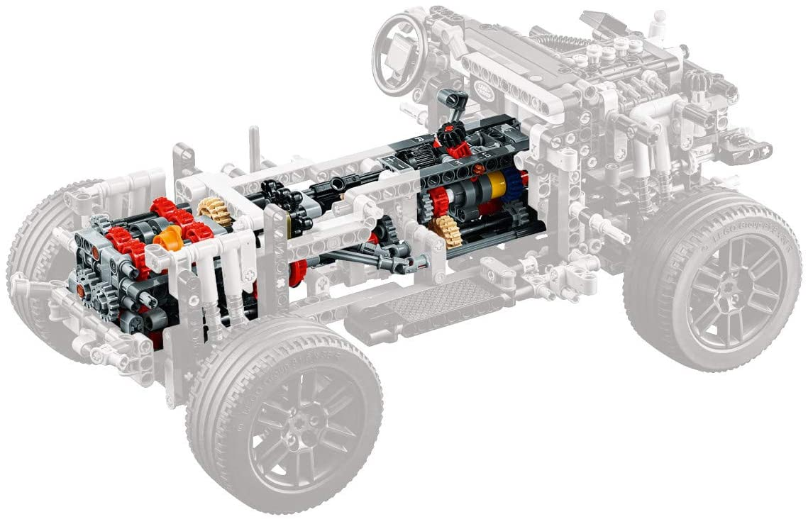 LEGO Technic - Land Rover Defender (42110) Building Toy