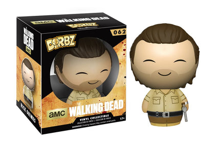 Funko Dorbz - AMC The Walking Dead #062 - Rick Grimes Vinyl Figure
