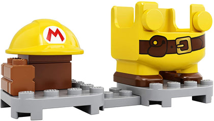 LEGO Super Mario - Builder Mario Power-Up Pack (71373) Buildable Game