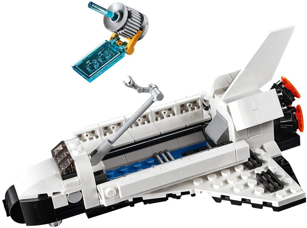 LEGO Creator 3-in-1 - Shuttle Transporter (31091) Building Toy