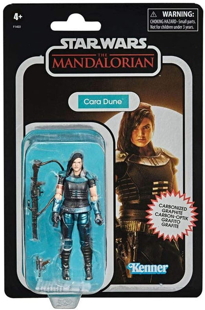 Star Wars: The Vintage Collection - The Mandalorian - Cara Dune Carbonized Exclusive (F1422)
