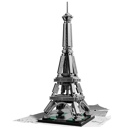 LEGO Architecture Building Set - Landmark Series - The Eiffel Tower, Paris, France (21019)