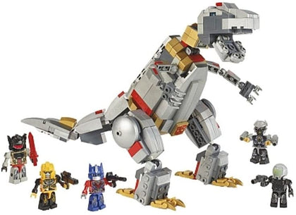 KRE-O Transformers - Grimlock Unleashed (A8600) Building Toy