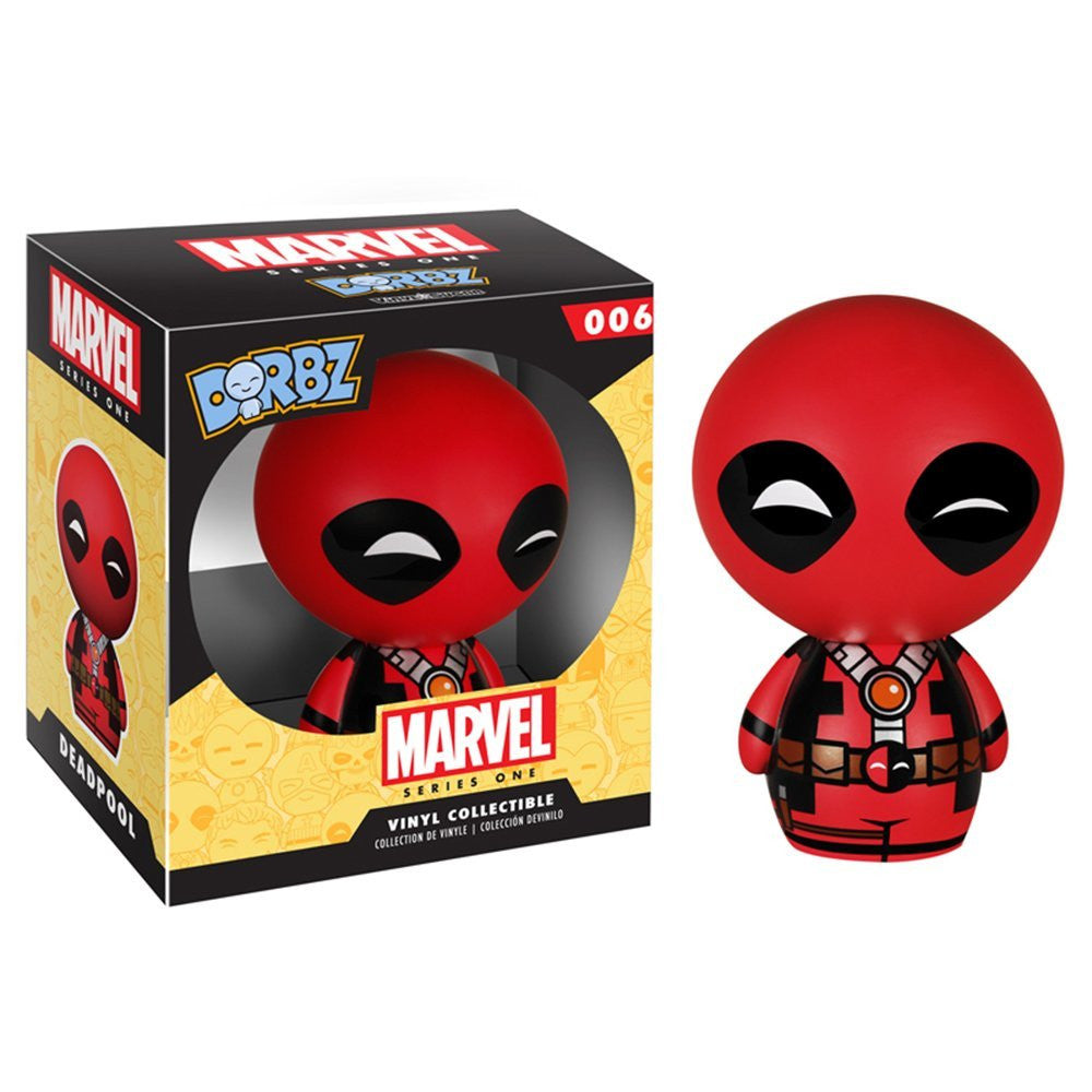 Funko Dorbz - Marvel Series 1 #006 - Deadpool Vinyl Figure