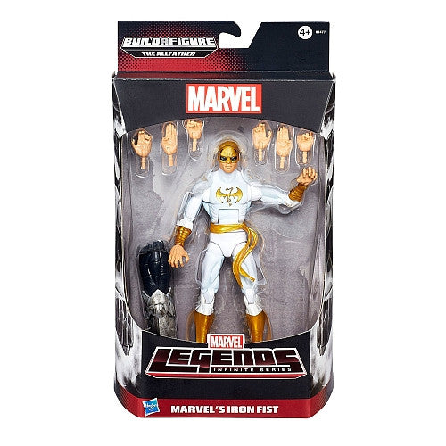 Marvel Legends Infinite - The Allfather BAF - Marvel's Iron Fist