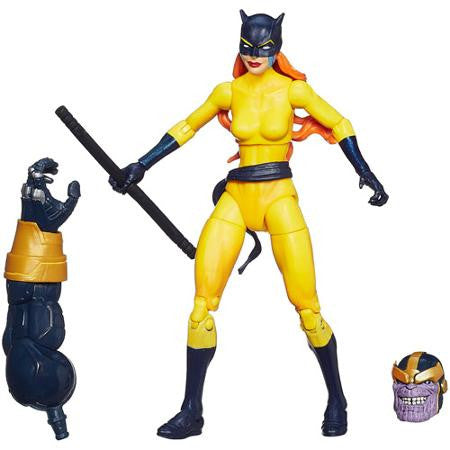 Marvel Legends Infinite - Thanos BAF - Avengers: Age of Ultron - Fierce Fighters - Hellcat