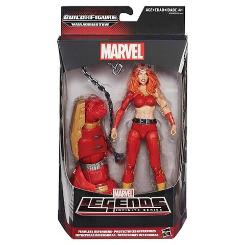 Marvel Legends - Hulkbuster BAF - Fearless Defenders - Thundra
