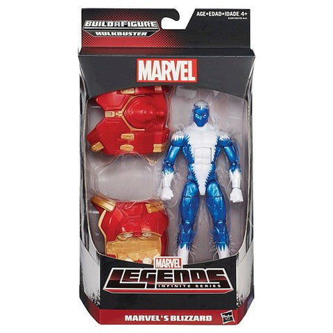 Marvel Legends - Hulkbuster BAF - Marvel's Blizzard