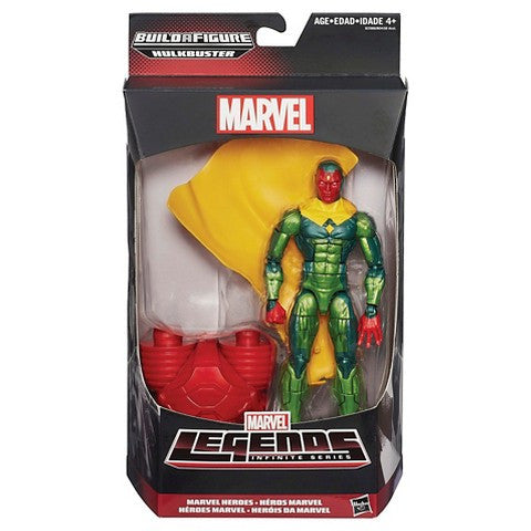 Marvel Legends - Hulkbuster BAF - Marvel's Heroes - Vision