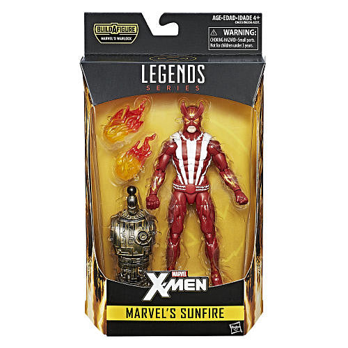 Marvel Legends - Marvel's Warlock BAF - X-Men - Marvel's Sunfire (C0635)