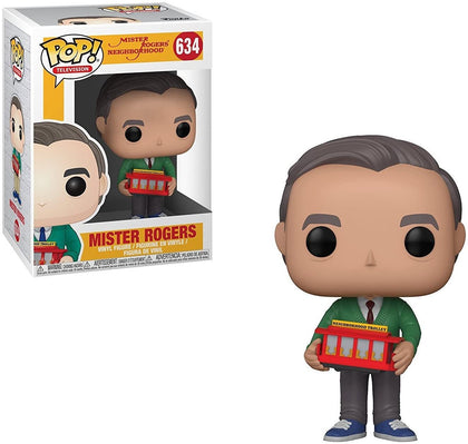 Funko Pop! Television - Mister Rogers' Neighborhood #634 - Mister Rogers Vinyl Figure