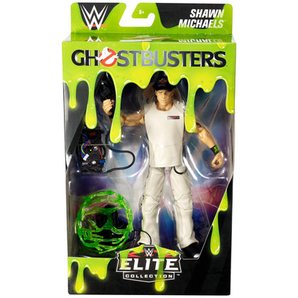 WWE Elite Collection - Ghostbusters - Shawn Michaels (GLC83) Action Figure