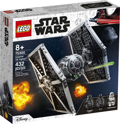 LEGO Star Wars - Imperial TIE Fighter (75300) Building Toy
