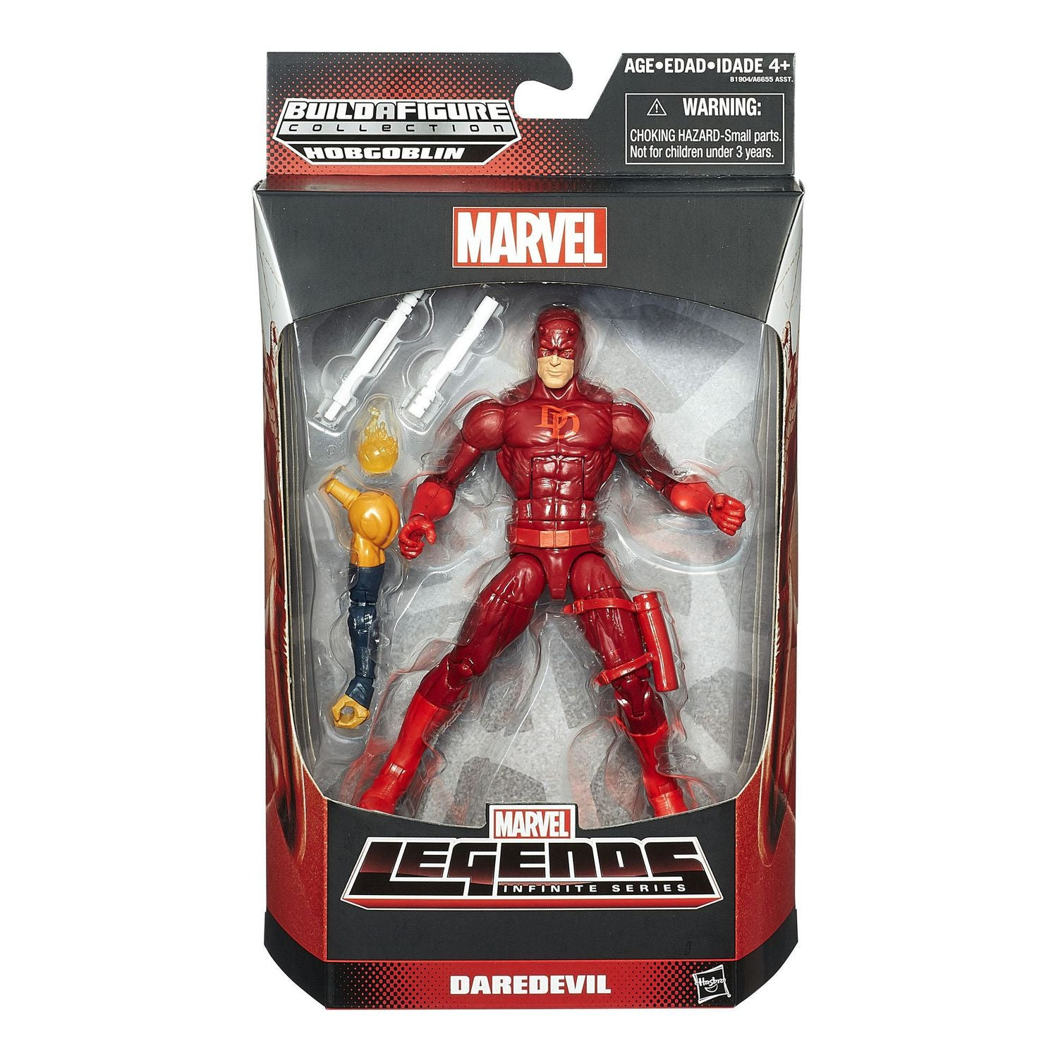 Marvel Legends Infinite - Hobgoblin BAF - DareDevil