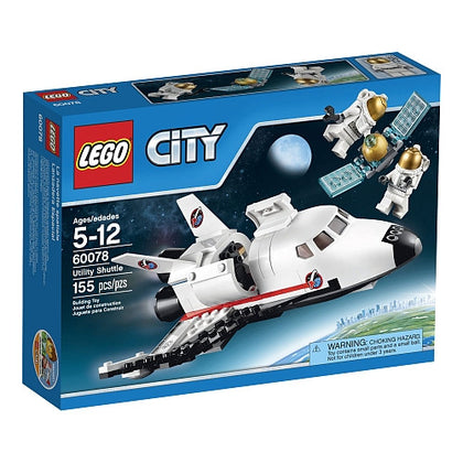 LEGO City - Utility Shuttle (60078)