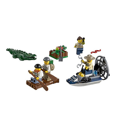 LEGO City - Swamp Police Starter Set (60066)