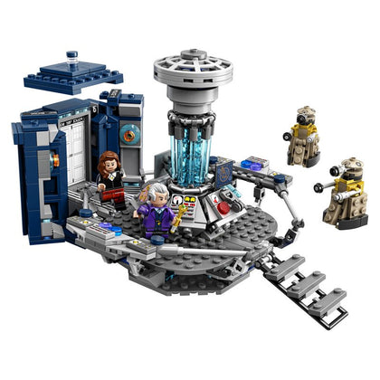 LEGO Ideas #011 - BBC Doctor Who T.A.R.D.I.S. / TARDIS (21304)