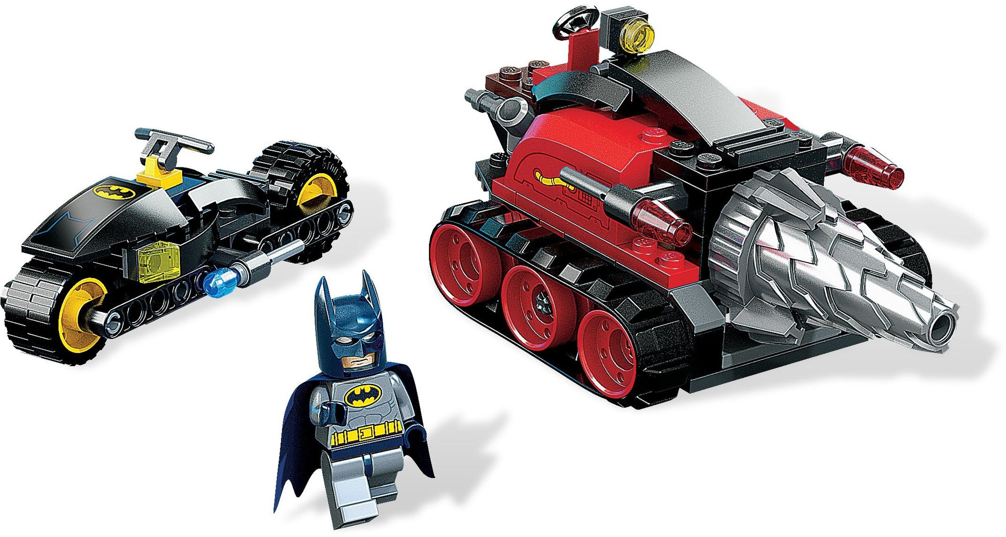 LEGO - DC Universe Super Heroes - The Batcave (6860)