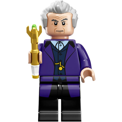 BBC TV - Doctor Who - 12th Doctor (Peter Capaldi) Custom Minifigure