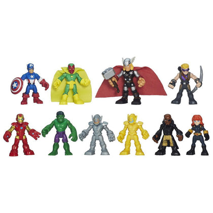 Playskool Marvel Super Hero Adventures - Ultimate Super Hero Set (B4756)