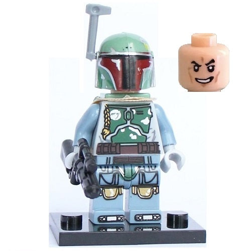 Star Wars - Boba Fett Custom Minifigure