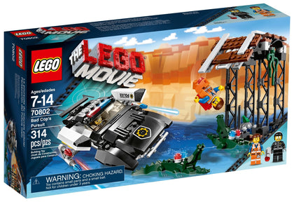 LEGO - The LEGO Movie - Bad Cop's Pursuit (70802) Building Toy