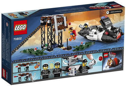 LEGO - The LEGO Movie - Bad Cop's Pursuit (70802)