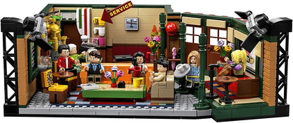 LEGO Ideas 027 - Central Perk (21319) Building Toy