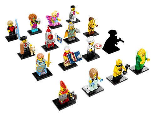 LEGO Minifigures - Series 17 Blind Bag (71018)